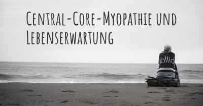 Central-Core-Myopathie und Lebenserwartung