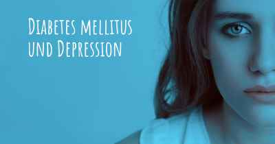 Diabetes mellitus und Depression