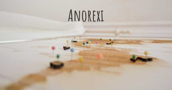 Anorexi