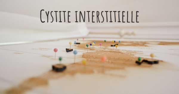 Cystite interstitielle