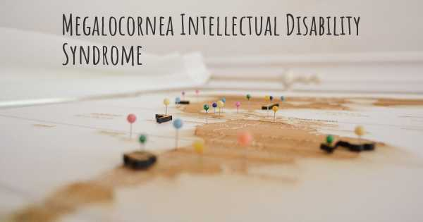 Megalocornea Intellectual Disability Syndrome