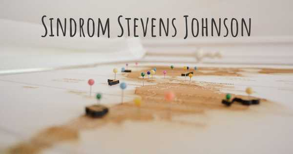 Sindrom Stevens Johnson
