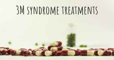 3M syndrome treatments