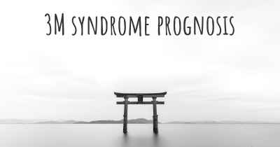 3M syndrome prognosis