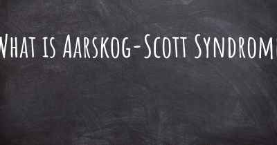 What is Aarskog-Scott Syndrome