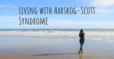 Living with Aarskog-Scott Syndrome