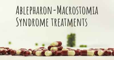 Ablepharon-Macrostomia Syndrome treatments