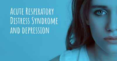 Acute Respiratory Distress Syndrome and depression