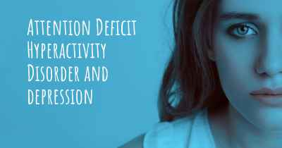 Attention Deficit Hyperactivity Disorder and depression
