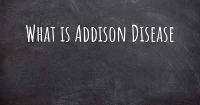What is Addison Disease