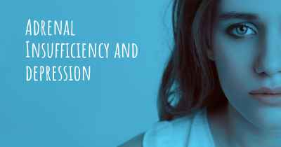 Adrenal Insufficiency and depression