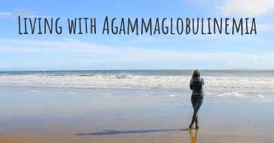 Living with Agammaglobulinemia