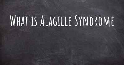 What is Alagille Syndrome