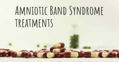 Amniotic Band Syndrome treatments