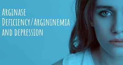 Arginase Deficiency/Argininemia and depression
