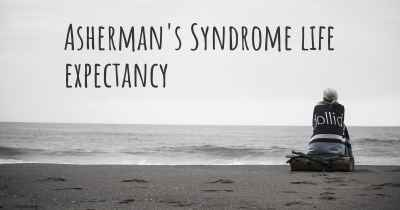Asherman's Syndrome life expectancy