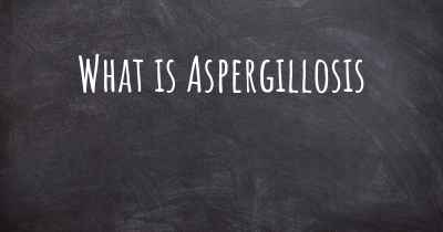 What is Aspergillosis