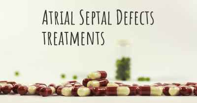 Atrial Septal Defects treatments