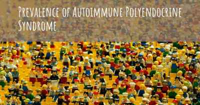 Prevalence of Autoimmune Polyendocrine Syndrome