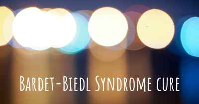 Bardet-Biedl Syndrome cure
