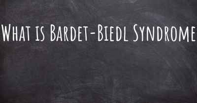 What is Bardet-Biedl Syndrome