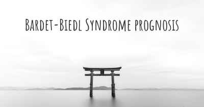 Bardet-Biedl Syndrome prognosis