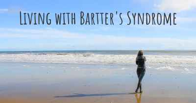 Living with Bartter's Syndrome