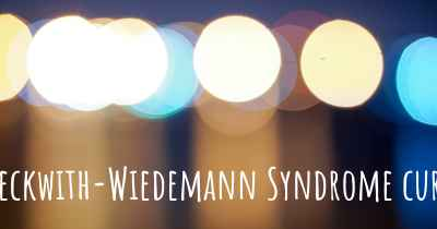 Beckwith-Wiedemann Syndrome cure
