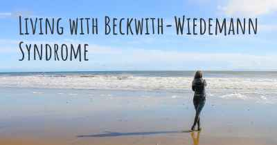 Living with Beckwith-Wiedemann Syndrome