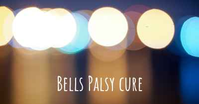 Bells Palsy cure