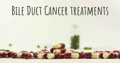 Bile Duct Cancer treatments