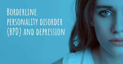 Borderline personality disorder (BPD) and depression