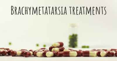 Brachymetatarsia treatments
