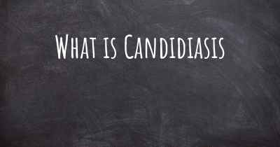 What is Candidiasis