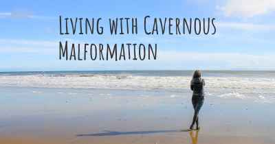 Living with Cavernous Malformation