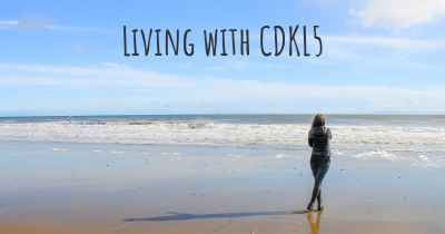 Living with CDKL5