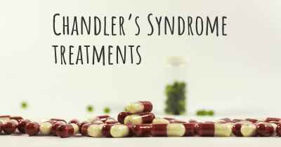 Chandler's Syndrome treatments