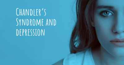 Chandler's Syndrome and depression