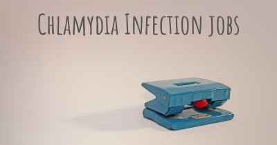 Chlamydia Infection jobs