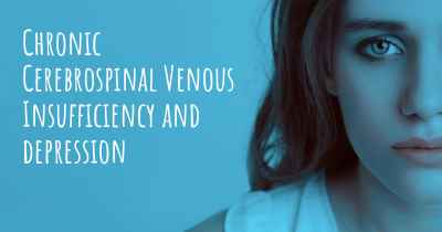 Chronic Cerebrospinal Venous Insufficiency and depression