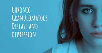 Chronic Granulomatous Disease and depression