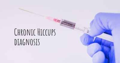 Chronic Hiccups diagnosis