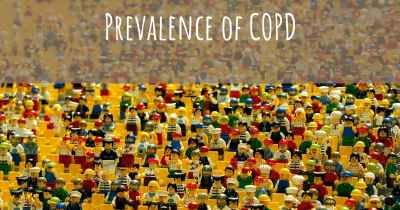 Prevalence of COPD