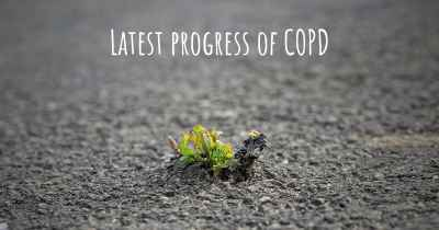 Latest progress of COPD