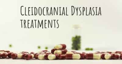Cleidocranial Dysplasia treatments