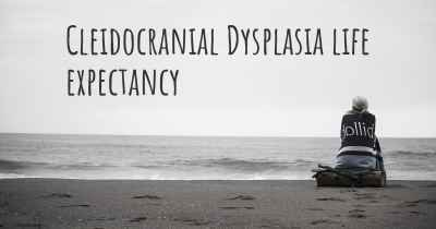 Cleidocranial Dysplasia life expectancy