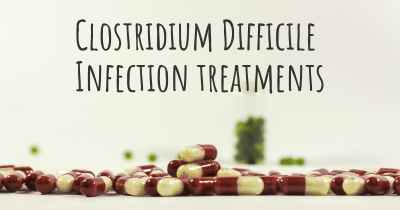 Clostridium Difficile Infection treatments