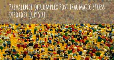 Prevalence of Complex Post Traumatic Stress Disorder (CPTSD)