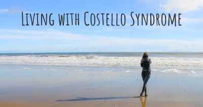 Living with Costello Syndrome