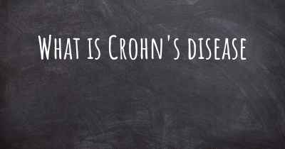 What is Crohn's disease